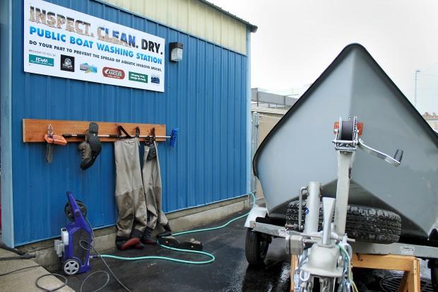 Craig/Wolf Creek Boat Wash Station