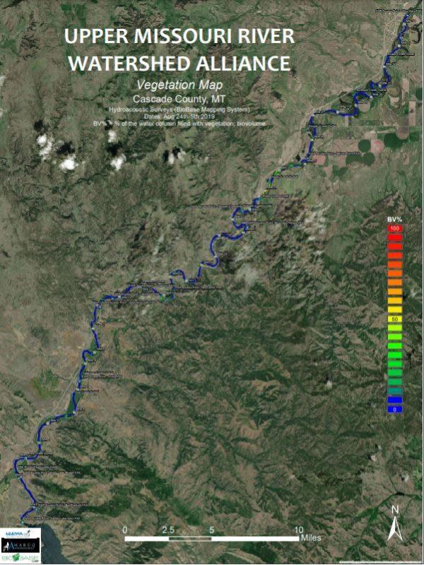 Upper Missouri Watershed Alliance August 2019